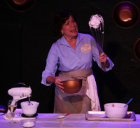 Bon Appétit! The Julia Child Operetta in Seattle