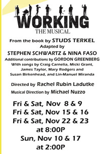 Working: A Musical in New Jersey