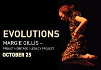 """""""Evolutions"""" Margie Gillis Legacy Project in Los Angeles"""