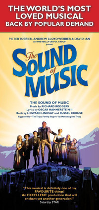 THE SOUND OF MUSIC in South Africa