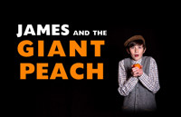James and the Giant Peach in Central Pennsylvania
