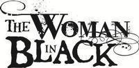 Woman in Black in Norfolk
