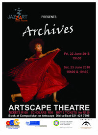 Jazzart presents 'Archives' in South Africa