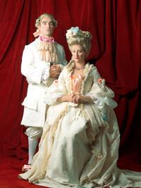 Marie Antoinette by David Adjmi in Salt Lake City