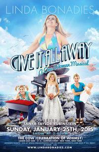 Give It All Away - A One Woman Musical by Linda Bonadies in Other New York Stages