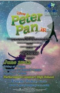Peter Pan Jr. in Atlanta