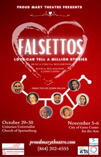 Falsettos in South Carolina