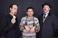 Holmes & Watson in San Diego