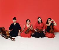 DACAMERA presents Music and Isolation: Aizuri Quartet in Music
