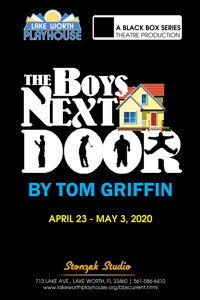 THE BOXS NEXT DOOR - A Black Box Production in Fort Lauderdale