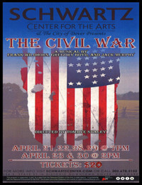 THE CIVIL WAR in Broadway