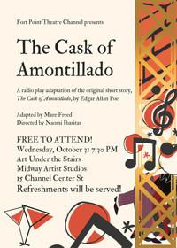 Cask of Amontillado in Boston