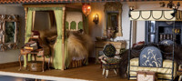 The Fisher Dollhouse: A Venetian Palazzo in Miniature in Brooklyn