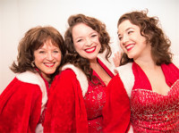 THE GIRL SINGERS OF THE HIT PARADE HOLIDAY SHOW in Broadway