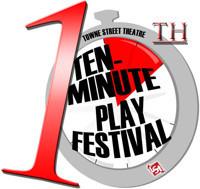 Towne Street Theatre's 10 Ten-Minute Play Festival in Broadway