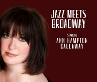 Jazz Meets Broadway with Ann Hampton Callaway in New Jersey