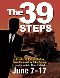 The 39 Steps in Central New York