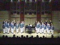 The Little Singers of Monaco in South Korea