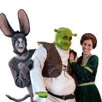 Shrek in Detroit