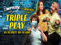 FST Improv - Triple Play in Sarasota