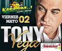 Tony Vega En Karamba Latin Disco in Peru