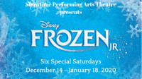 Disney Frozen jr. in Fort Lauderdale
