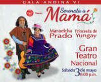 Manuelcha meadow and Princess of Yungay in Conc in Peru