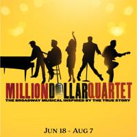 Million Dollar Quartet in Las Vegas