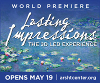 Lasting Impressions - The 3D LED Experience in Miami