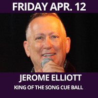 Jerome Elliott - King of the Song Cue Ball in Off-Off-Broadway