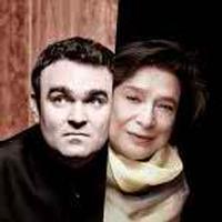 Elisabeth Leonskaja & Jorg Widmann in France