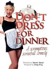 DON'T DRESS FOR DINNER in South Africa