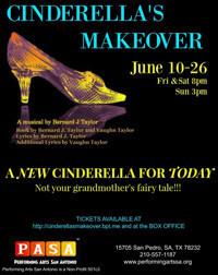 Cinderella's Makeover in San Antonio