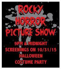 ROCKY HORROR PICTURE SHOW SCREENING WITH COSTUME PARTY in Los Angeles