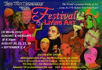 Festival of Living Art at ZJU Theatre in Broadway