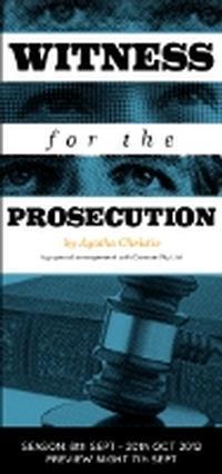 Witness for the Prosecution in Australia - Sydney