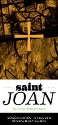 Saint Joan in Australia - Sydney