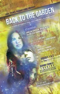 Soul Picnic Presents: BACK TO THE GARDEN, featuring the music of Carole King, Joni Mitchell, and Laura Nyro in Indianapolis