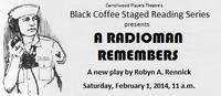 A Radioman Remembers - Black Coffee Staged Reading Series in Tampa