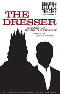 The Dresser by Ronald Harwood in Broadway