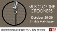 Music of the Crooners in Central Virginia
