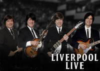 Liverpool Live: Beatles Tribute Show in St. Petersburg