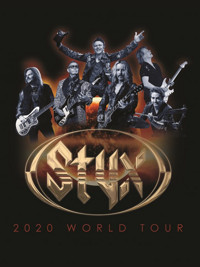 Styx in Raleigh