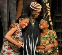 Mufaro's Beautiful Daughters: An African Tale in Broadway