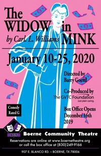 The Widow In Mink in San Antonio