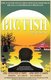 Big Fish the Musical in Rhode Island