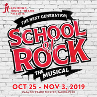 School of Rock The Musical in San Diego