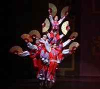 The Golden Dragon Acrobats in Broadway
