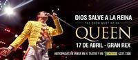 God Save the Queen in Argentina