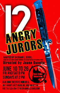 Twelve Angry Jurors in Albuquerque
